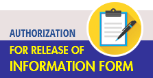 Authorization For Release of Information Form